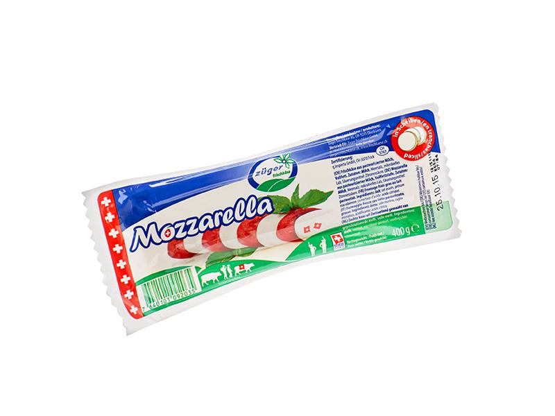 Mozzarella In Scheiben