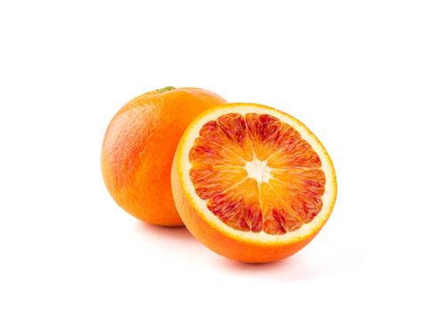 Produktbild Tarocco Orangen mit weissem Hintergrund