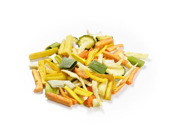 Gemüse-Chips Fräss-Sack