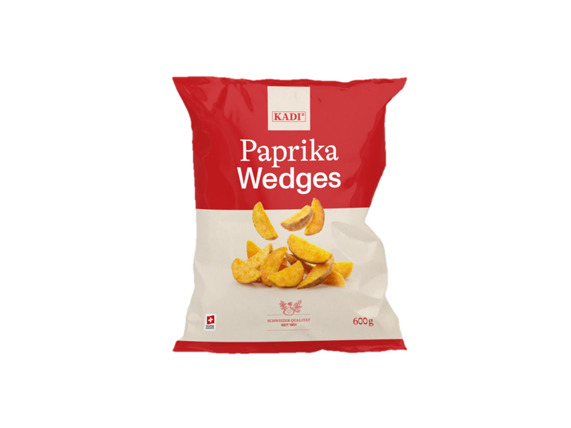 Paprika Wedges