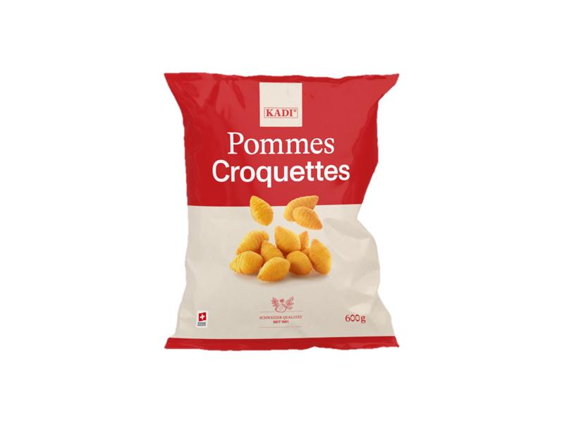 Pommes Croquettes