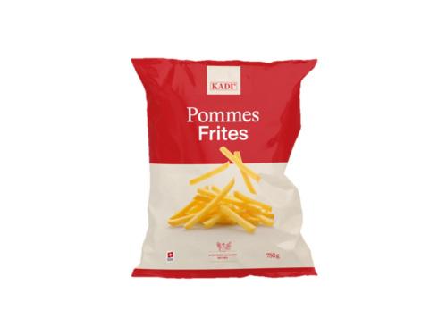 Pommes Frites im Knuspermantel