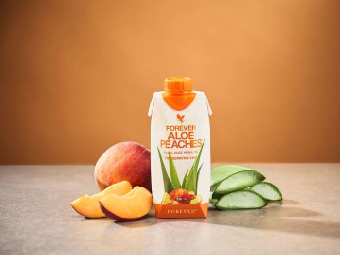 Aloe Vera Peaches